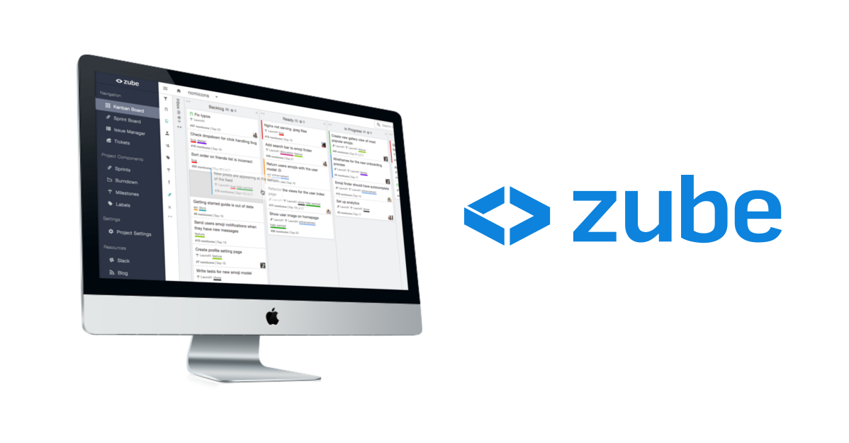 Zube | Agile project management with a seamless GitHub
